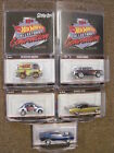 2014 Hot Wheels LA CA 28th Convention 5 car SET Scooby VW Charger Nomad Nova
