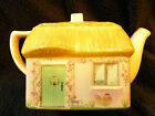 Pfaltzgraff CIRCLE OF KINDNESS, Rose Cottage Tea Pot, cat in window  6215060
