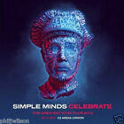 Simple Minds - Celebrate + Live at O2 Arena, London 2 CD 30.11.13 Greatest Hits