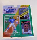 Starting Lineup 1992 Warren Moon  Action Figure and 11'X14