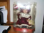 BEAUTIFUL MUSICAL/ANIMATED  PORCELIN DOLL BY COLLECTOR'S CHOICE  NEW!!!!