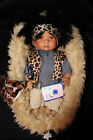 Collectible, Porcelain, Indian Doll. 2000 pieces worldwide.Goldenvale Collection