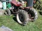 VINTAGE SPEEDEX 5 HP TRACTOR WITH ALL ATTACHMENTS