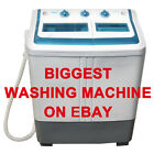 Manatee Portable Small Compact mini Washing Machine Washer 5.0KG15lbs larger one