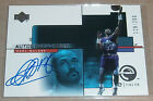 2000-01 Upper Deck e-Card 1 #EC6S Karl Malone Evolve Auto 129 200 Jazz Rare
