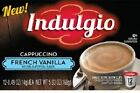 Indulgio Cappuccino French Vanilla Keurig K-Cups 12 Cup Box