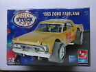 1965 Ford Fairlane Short Track Modifed Race Car  FACTORY SEALED  AMT 1:25 Scale