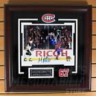 Max Pacioretty Montreal Canadiens Signed Autographe?d Celebratio?n 8x10 Framed
