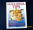 Clock Repair Tips Featuring the Hermle 340-020 Movement