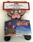 Fibre Craft Cow Air Freshener Doll 5 3/4
