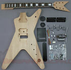 ML Body Style - DIY Unfinished Project Luthier Electric Guitar Kit!