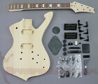 IM Body Style - DIY Unfinished Project Luthier Electric Guitar Kit