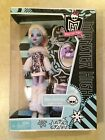 New NIB Monster High Doll Abbey Bominable With Shiver