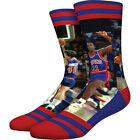NEW!! Stance NBA Legends Men's Crew Socks Thomas Laimbeer Pistons FREE SHIPPING