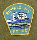 31579) Patch Buffalo New York Police Department Sheriff Law Enforcement