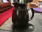 Franciscan Earthenware Nut Tree  USA Pitcher 32 OZ