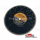 300 mm 12 inch Diamond Cutting Disc Blade Turbo Trade Master Dry Cutting CT2927