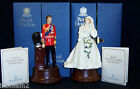 HN2884 & HN2887 -ROYAL DOULTON-  PRINCE CHARLES & PRINCESS DIANA WEDDING  LTD.