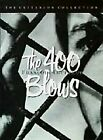 The 400 Blows DVD Francois Truffaut Jean Pierre Leaud Criterion Collection