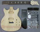 PR Body Style - DIY Unfinished Project Luthier Electric Guitar Kit!