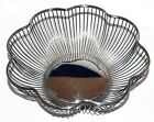 Beautiful Large Silverplated Bread Basket
