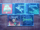 ULTIMATUM First 5 CD COLLECTION Deliverance Detritus Believer 7th Angel Thresher