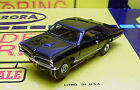 Model Motoring 67 GTO  Black HO slot car Body only Aurora T-jet NEW