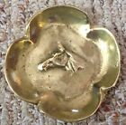 Virginia Metalcrafters Brass AshTray With Horse Head #3-14