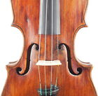 VERY RARE 19th century Italian violin with certificate by Florian Leonhard