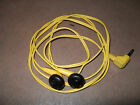 Sony MDR-E827 Vintage Rare Sports Water Resistant design
