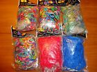 3600 Mix Rubber Bands Refill For Kids DIY Craft Free 24Charms