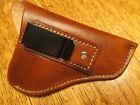 2 Leather IWB Concealed Carry Holster