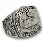 2013 Seattle Seahawks Super Bowl Ring NFL Championship Ring Sz 11,Plated Replica