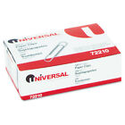 Paper Clips Smooth Finish No 1 Silver 100 Box