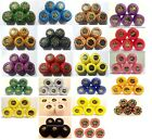5 Solid ANCHOR Pearl Cotton Crochet Balls Size No 8 Thread 85 Meters Best Deal