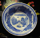 IRONSTONE BOWL~CHINA BLUE~EXCELLENT CONDITION~