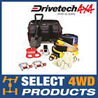 Premium Drivetech 4x4 Off Road Recovery Kit Large Mammoth offroad 4wd winch