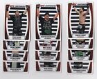 2011 TOPPS UFC TITLE SHOT CHROME CONTENDERS LOT - 12 CARDS