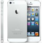 "APPLE IPHONE 5 Unlocked 16gb/32gb Dual Core 4.0"" 8mp Camera Ios11 Lte Smartphone"