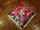 Boy Scouts of America LDS 100  Neckerchief limited edition red rare bsa mormon