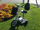 Premier Electric Scooter Zap 3 Wheel Mobility Scooter Zappy Accessories