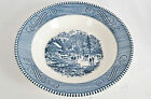 Currier and Ives Early Winter by Royal Soup Bowl