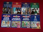 Lot 8 History Chapter Books Childhood of Famous Americans 3rd 4th 5th Grade