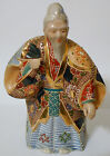Japanese Kutani Jo and Uba Figurines (porcelain circa 1900) Excellent Condition!