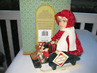 classic treasures epecial edition porcelain christmas doll