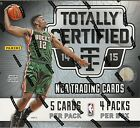 2014 15 PANINI TOTALLY CERTIFIED BASKETBALL HOBBY BOX FACTORY SEALED NEW