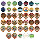 Decaf Coffee Single Serve Cups/K cups Variety Pack Sampler,40-count