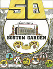 Boston Garden 50th Anniversary 1928 - 1978 60-pages of Events