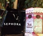 TOO FACED La Belle Carousel Palette With Patent Sephora Bag