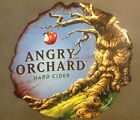 Angry Orchard Hard Cider large metal sign - 20 inches wide - brand new